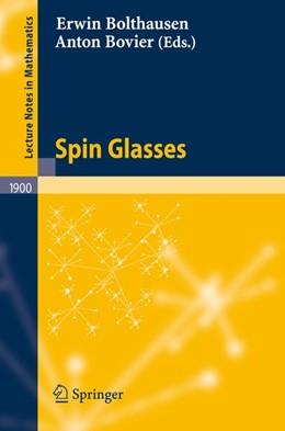 Abbildung von Bolthausen / Bovier   Spin Glasses   2007   2007