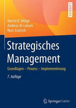 Abbildung von Welge / Al-Laham | Strategisches Management | 7. Auflage | 2017 | beck-shop.de