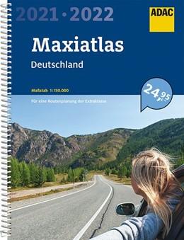 Abbildung von ADAC Maxiatlas Deutschland 2021/2022 1:150 000 | 2020