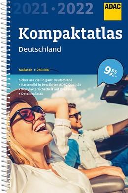 Abbildung von ADAC Kompaktatlas Deutschland 2021/2022 1:250 000 | 21. Auflage | 2020