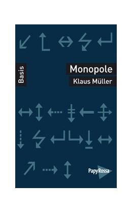 Abbildung von Müller   Monopole   1. Auflage   2020   beck-shop.de