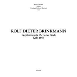 Abbildung von Heubach | ROLF DIETER BRINKMANN | 2020 | Engelbertstraße 65, vierter St...