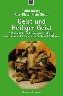 Abbildung von Düsing / Klein | Geist und Heiliger Geist | 2009 | Philosophische und theologisch...