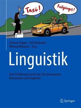 Abbildung von Dipper / Klabunde | Linguistik | 1. Auflage | 2018 | beck-shop.de