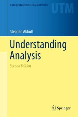 Abbildung von Abbott | Understanding Analysis | 2. Auflage | 2015 | beck-shop.de
