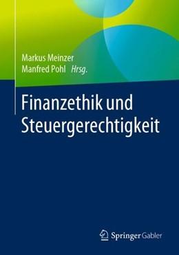 Abbildung von Meinzer / Pohl   Finanzethik und Steuergerechtigkeit   1. Aufl. 2020   2019