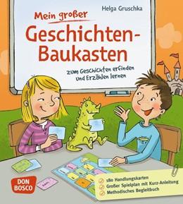 Abbildung von Gruschka | Mein großer Geschichten-Baukasten zum Geschichten erfinden und Erzählen lernen | 1. Auflage | 2020 | beck-shop.de