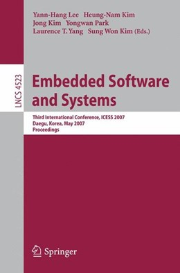 Abbildung von Lee / Kim / Park / Yang | Embedded Software and Systems | 2007 | 2007 | Third International Conference...
