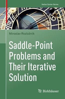 Abbildung von Rozlozník | Saddle-Point Problems and Their Iterative Solution | 1. Auflage | 2018 | beck-shop.de