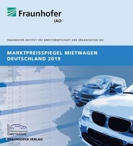 Abbildung von Marktpreisspiegel Mietwagen Deutschland 2019   1. Auflage   2019   beck-shop.de