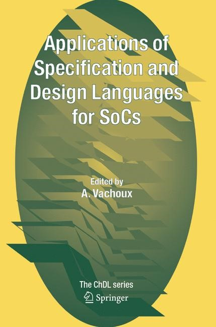Abbildung von Vachoux | Applications of Specification and Design Languages for SoCs | 2006