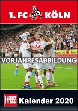 Abbildung von 1. FC Köln 2021 - Fußball-Kalender 2021 - Fankalender - 29,7 x 42 cm | 2020
