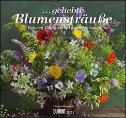 Abbildung von Geliebte Blumensträuße 2021 - DUMONT Wandkalender | 2020