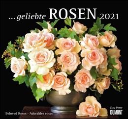 Abbildung von Geliebte Rosen 2021 - DUMONT Wandkalender | 1. Auflage | 2020 | beck-shop.de
