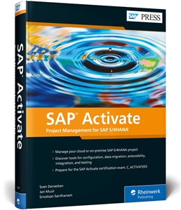 Abbildung von Denecken / Musil | SAP Activate | 1. Auflage | 2020 | beck-shop.de