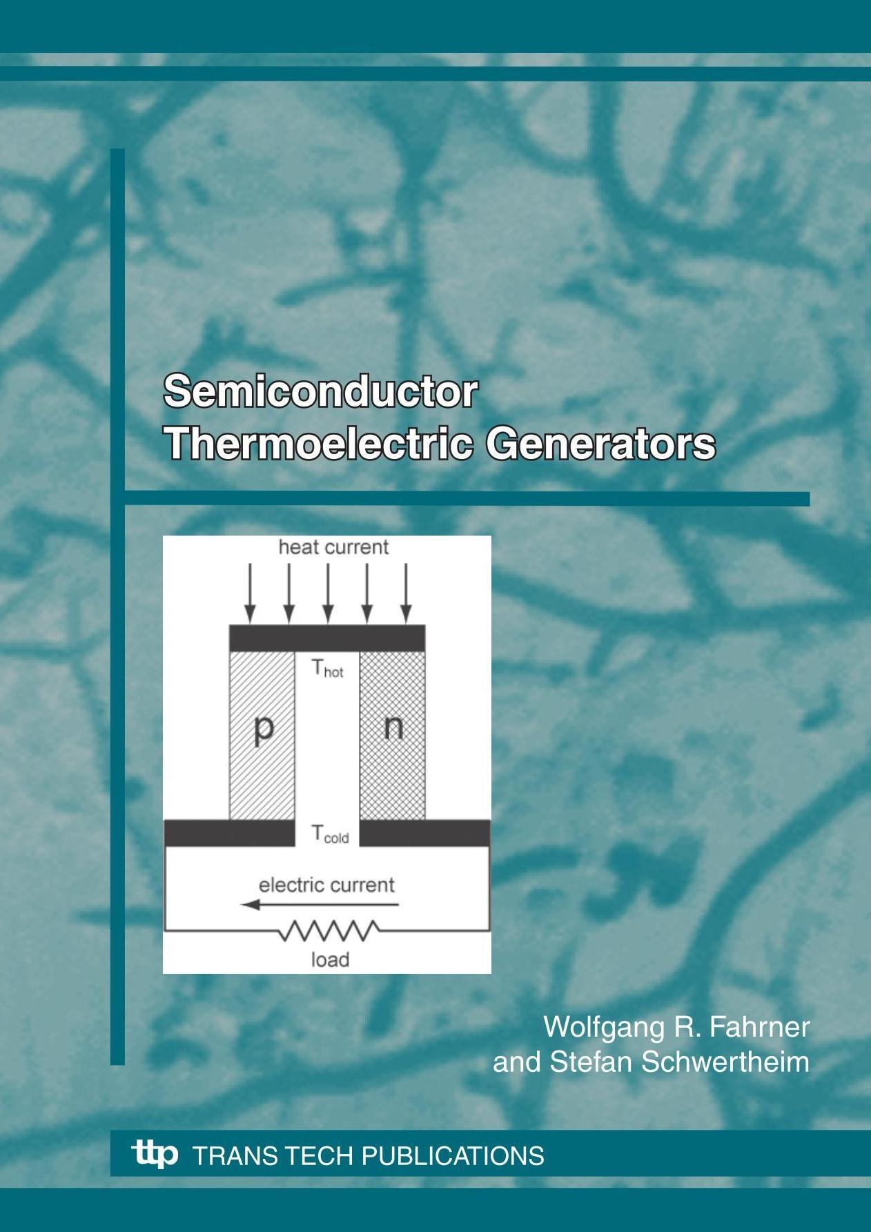 Abbildung von Fahrner / Schwertheim | Semiconductor Thermoelectric Generators | 2009