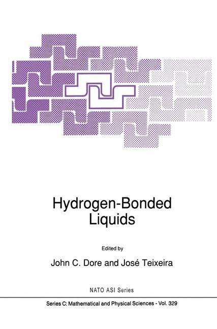 Abbildung von Dore / Teixeira | Hydrogen-Bonded Liquids | 1990