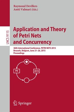 Abbildung von Devillers / Valmari | Application and Theory of Petri Nets and Concurrency | 2015 | 2015 | 36th International Conference,...