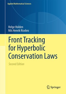 Abbildung von Holden / Risebro | Front Tracking for Hyperbolic Conservation Laws | 2nd ed. 2015 | 2015