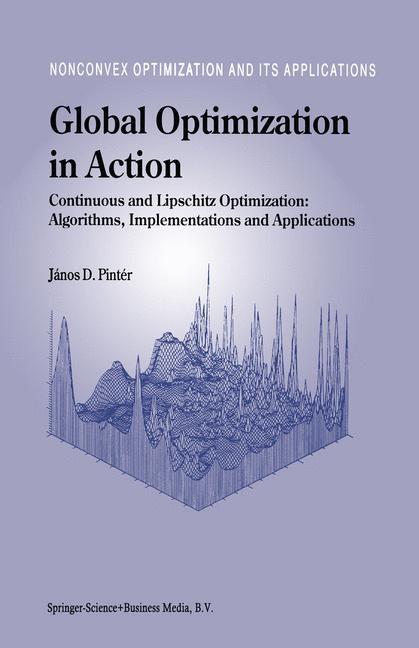 Abbildung von Pintér | Global Optimization in Action | 1995