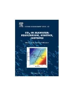 Abbildung von Zeebe / Wolf-Gladrow | CO2 in Seawater: Equilibrium, Kinetics, Isotopes | 2001 | 65
