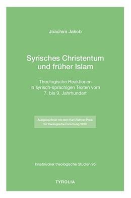 Abbildung von Jakob   Syrisches Christentum und früher Islam   1. Auflage   2021   beck-shop.de