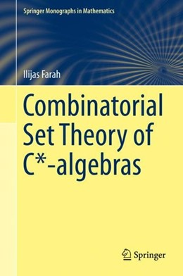 Abbildung von Farah | Combinatorial Set Theory of C*-algebras | 1. Auflage | 2019 | beck-shop.de