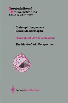Abbildung von Jungemann / Meinerzhagen   Hierarchical Device Simulation   2003   The Monte-Carlo Perspective