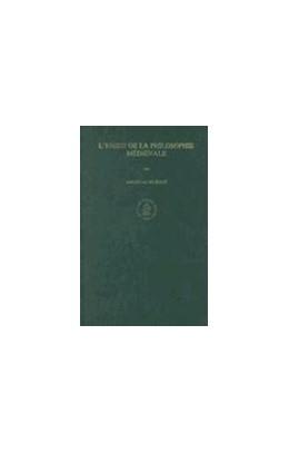 Abbildung von L'enjeu de la philosophie médiévale   1993   Études thomistes, scotistes, o...   24
