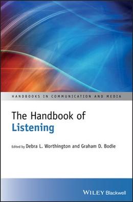 Abbildung von The Handbook of Listening   1. Auflage   2020   beck-shop.de