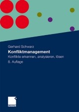 Abbildung von Schwarz | Konfliktmanagement | 8. Auflage | 2010