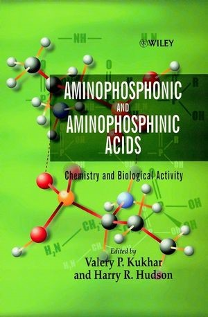 Abbildung von Kukhar / Hudson | Aminophosphonic and Aminophosphinic Acids | 2000