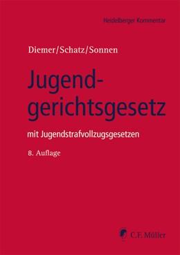 Abbildung von Diemer / Schatz | Jugendgerichtsgesetz: JGG | 8. Auflage | 2020 | beck-shop.de