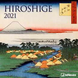 Abbildung von Hiroshige 2021 Broschürenkalender   2020
