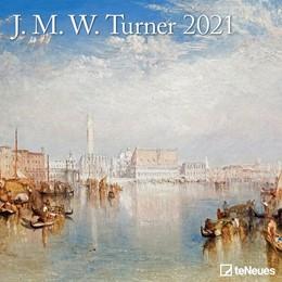 Abbildung von William Turner 2021 - Broschürenkalender | 2020