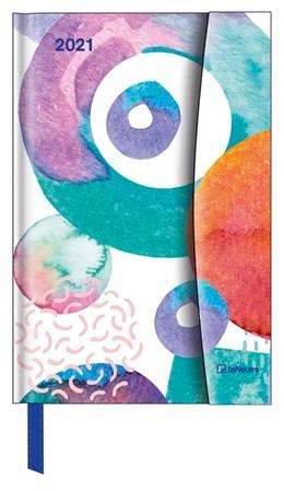 Abbildung von Watercolours 2021 Magneto Diary Small | 1. Auflage | 2020 | beck-shop.de