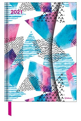 Abbildung von Watercolors 2021 Taschenkalender 16x22   1. Auflage   2020   beck-shop.de