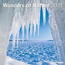 Abbildung von Wonders of Nature 2021 Broschürenkalender | 2020