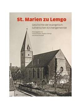 Abbildung von Kuebart / Altevogt   St. Marien zu Lemgo   1. Auflage   2021   beck-shop.de