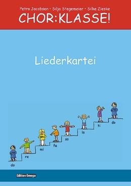 Abbildung von Jacobsen / Stegemeier   Chor-Klasse! - Liederkartei   1. Auflage   2020   beck-shop.de
