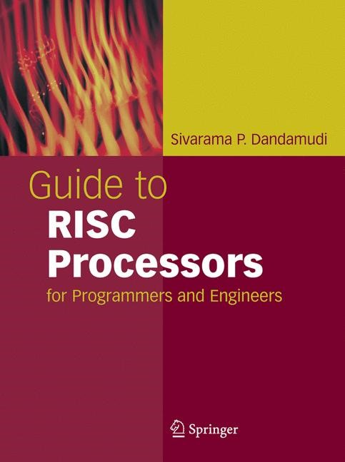 Abbildung von Dandamudi | Guide to RISC Processors | 2005