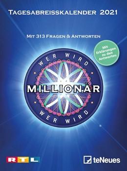 Abbildung von Wer wird Millionär 2021 Tagesabreißkalender | 2020 | Mit 313 Fragen & Antworten