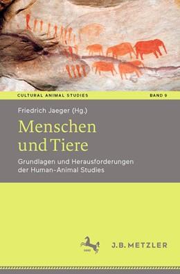 Abbildung von Jaeger | Menschen und Tiere | 1. Auflage | 2020 | beck-shop.de