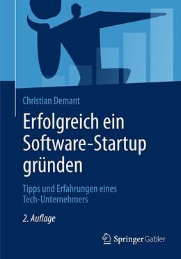 Abbildung von Demant   Erfolgreich ein Software-Startup gründen   2. Auflage   2020   beck-shop.de