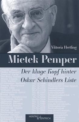 Abbildung von Hertling | Mietek Pemper | 2020 | Der kluge Kopf hinter Oskar Sc...