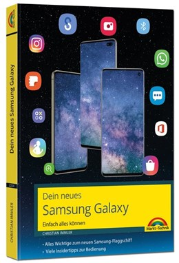 Abbildung von Immler   Dein Samsung Galaxy S20, S20+ und S20 Ultra Smartphone mit Android 10 - Einfach alles können   1. Auflage   2020   beck-shop.de