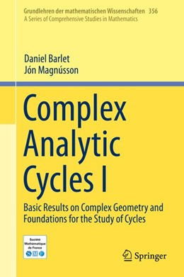 Abbildung von Barlet / Magnússon | Complex Analytic Cycles I | 2020 | Basic Results on Complex Geome...