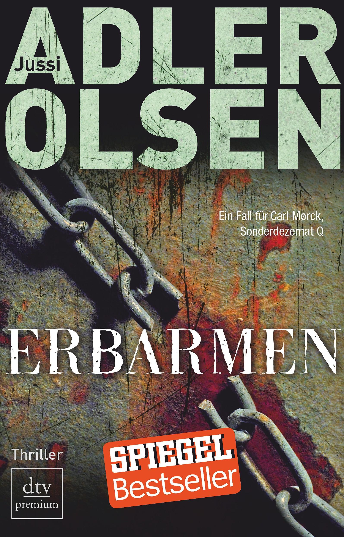 Erbarmen | Adler-Olsen, 2009 | Buch (Cover)