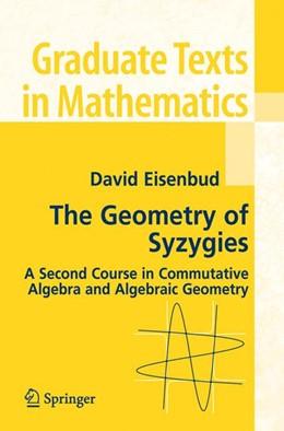 Abbildung von Eisenbud | The Geometry of Syzygies | 2005 | A Second Course in Algebraic G... | 229