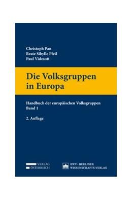 Abbildung von Pan / Pfeil | Die Volksgruppen in Europa | 2. Auflage | 2016 | beck-shop.de